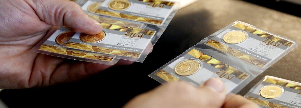 Gold Prices Drop 5% in Tehran