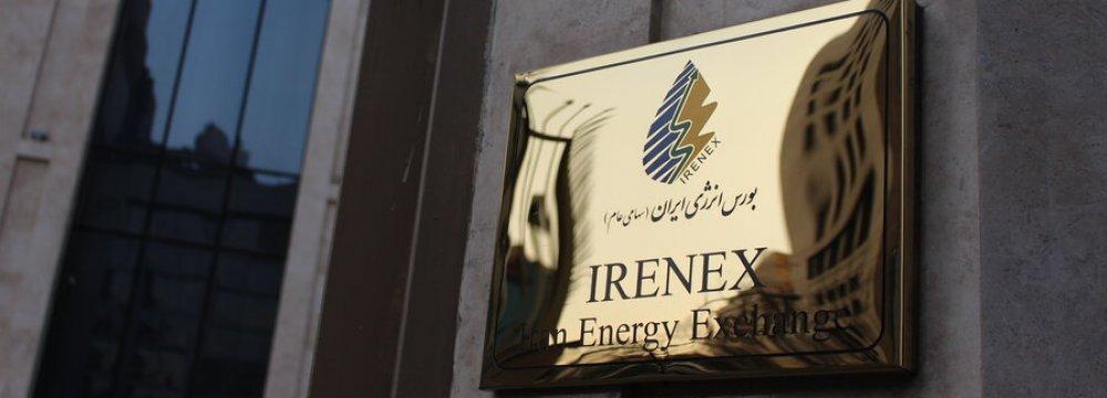 IRENEX Plans Petroleum Futures