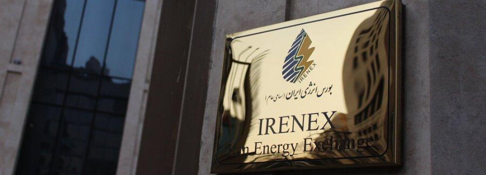 Iran Energy Exchang Deals Top $500 Million