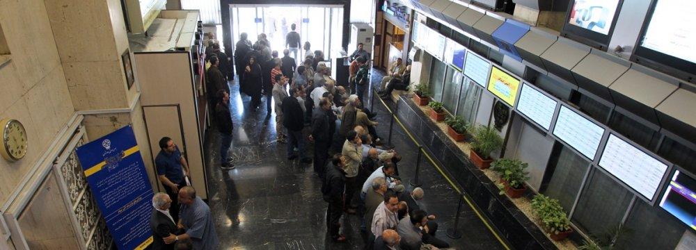 Tehran Stock Market Tumbles Again