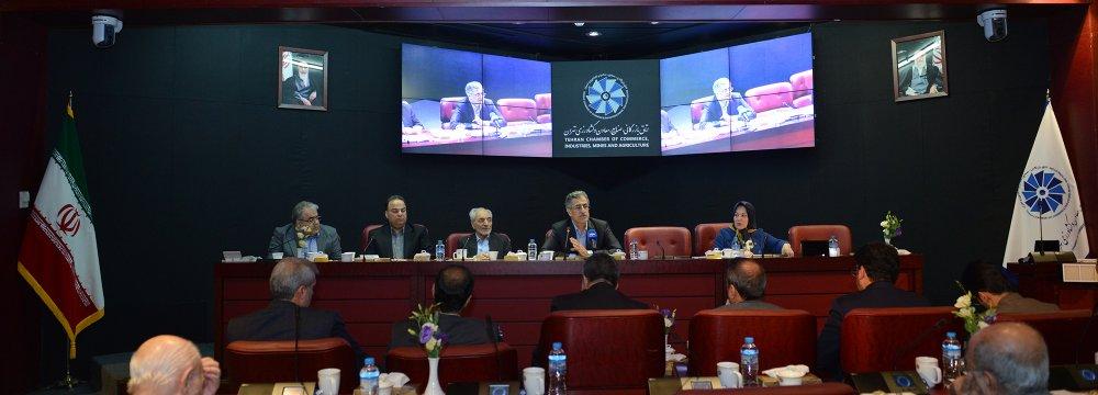 Iran Private Sector Takes Initiative to Fight Corruption