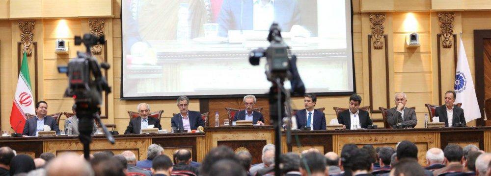 Iran Chamber of Commerce Demands Responsive and  Responsible Banking Sector  (Photo: Mohammad Ali Mahdi)