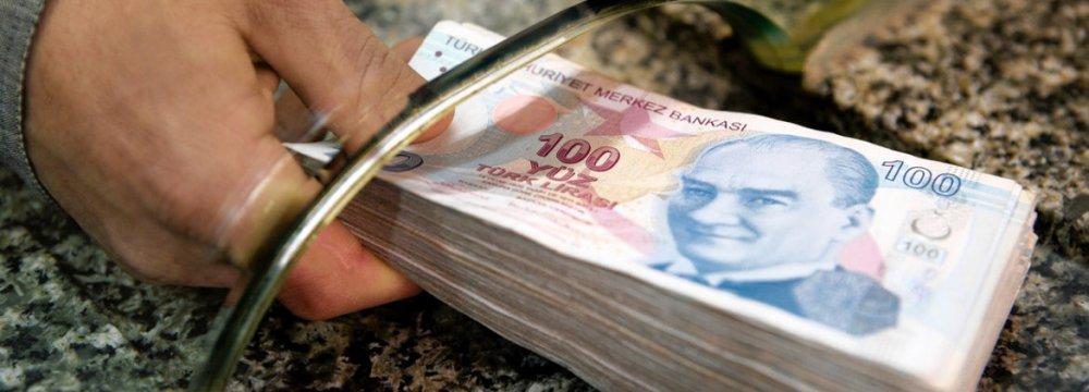 CBI said Iranian traders will receive lira for their transactions.