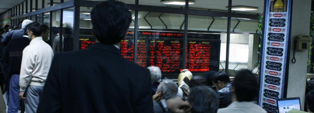 Tehran Stocks in the Green on Liquidity Flow