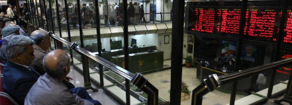 Tehran Stocks Extend Gains