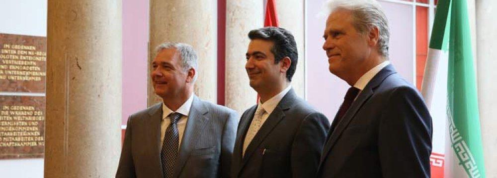 Austria's Kontrollbank to Guarantee Iran Business