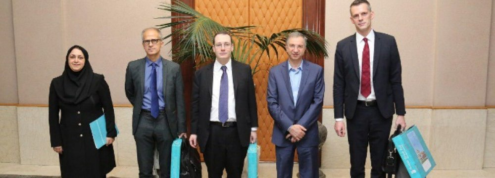 Bank Melli Reviving Ties With French Bank