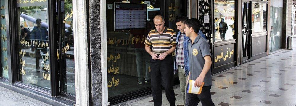 700 Moneychangers Active in Iran