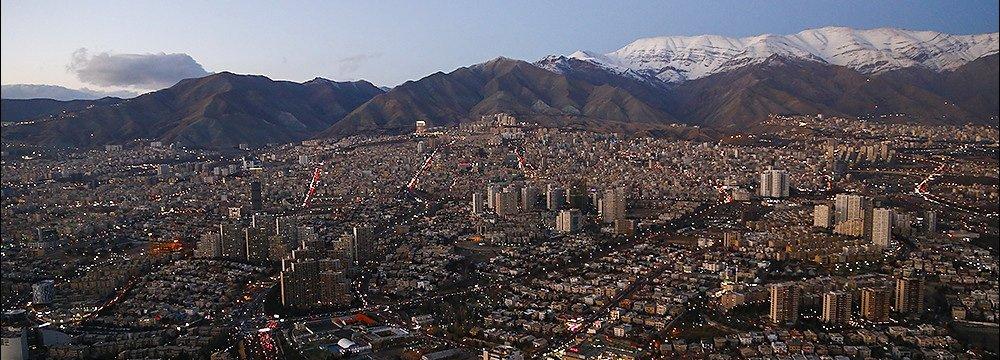 Tehran Home Sales Up 11.8%