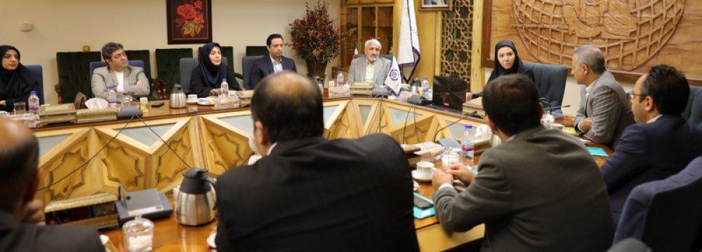 Iran's ECA Wants Fair Share in Neighboring Markets