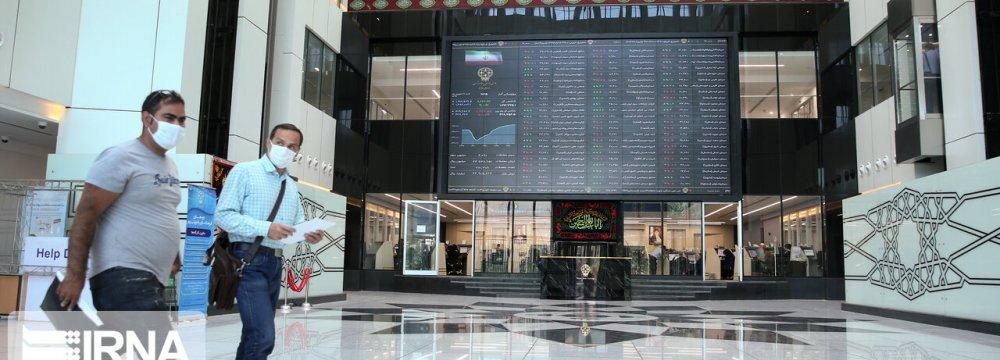 Stocks Buck 4-Day Rising Trend in Iran