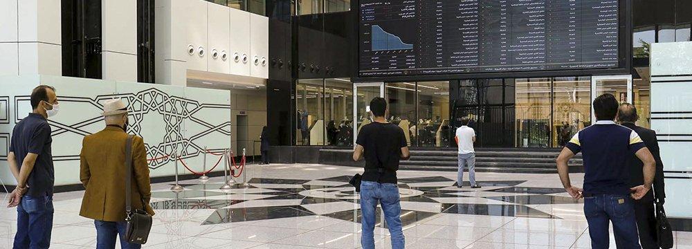 Tehran Bourse Looks Better