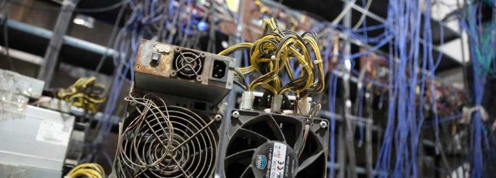 Cryptomining Power Consumption Reaches Prohibitive Levels: Tavanir