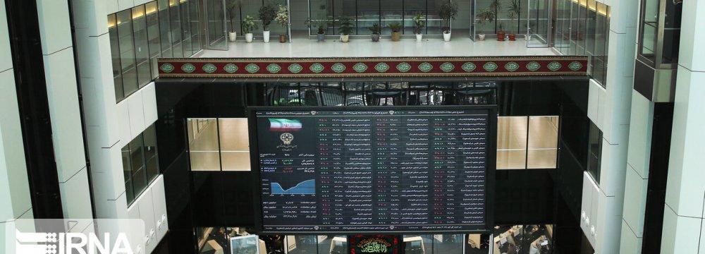 Tehran Stocks Rebound