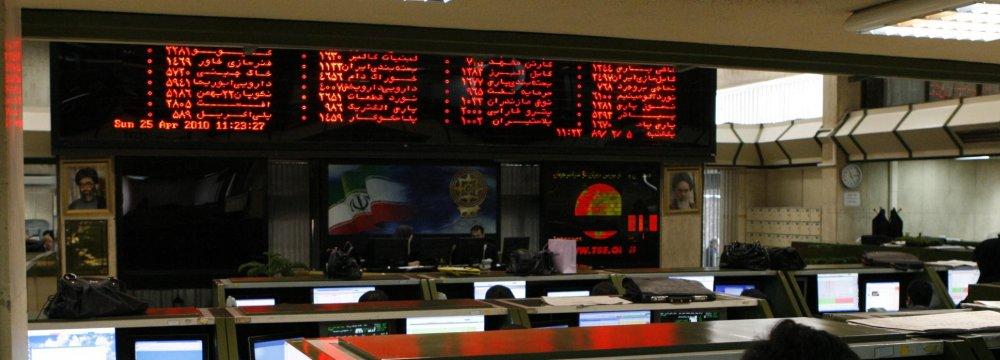TEDPIX Ends Monday Trade 0.68% Higher