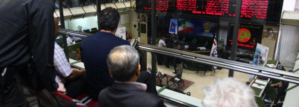 Tehran: TEDPIX Tops 188,000 as Investors Pile Into Stocks