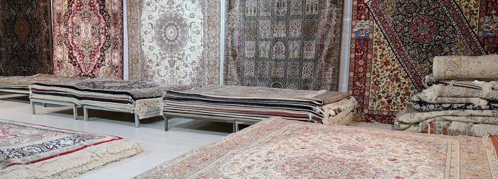Handmade Carpet Exports Rise 21% to $100 Million