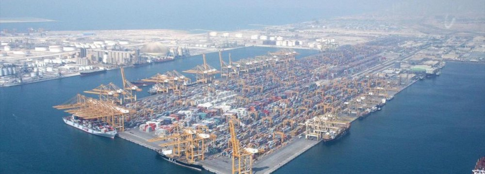 Non-Oil Trade With Persian Gulf Arab States Increases Over 16%