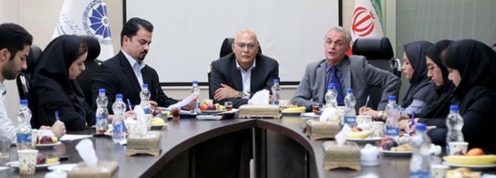 Iran Holdings' Association Formed