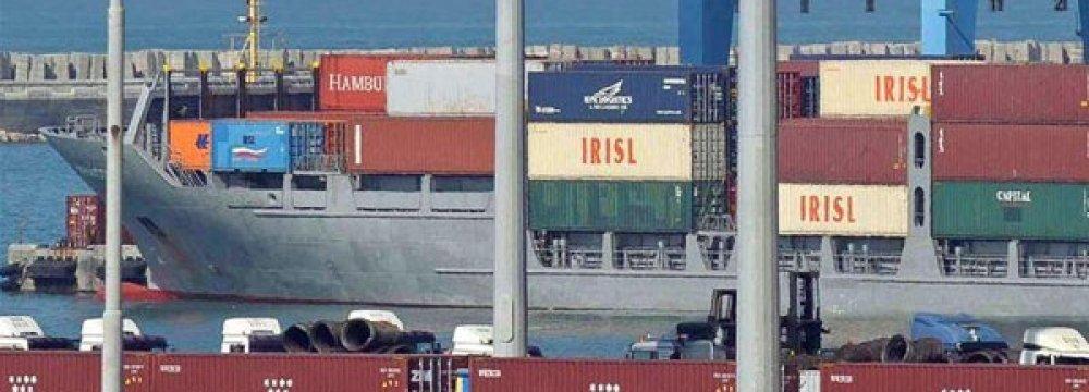 Khorramshahr Port City Throughput Tops 480K Tons