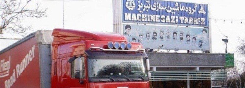 Machine Sazi Tabriz Privatized
