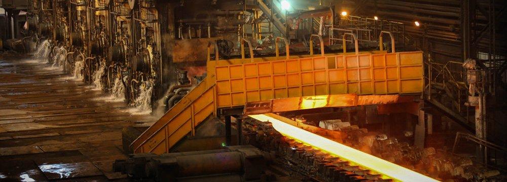 Steel Exports Grow 10%