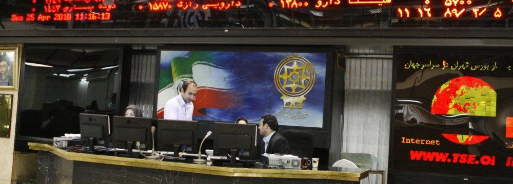 Winners, Losers of  Q1 Iran Stocks