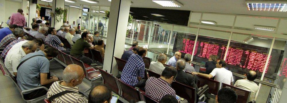 Tehran Stocks Rise Despite New Year Slump