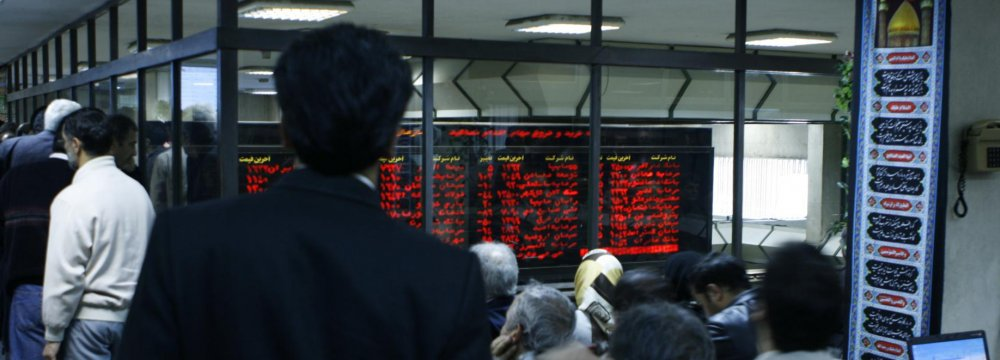 About 1.36 billion shares valued at $58.78 million changed hands at TSE on March 4.