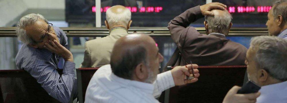 Stocks End Volatile Trading Week Flat