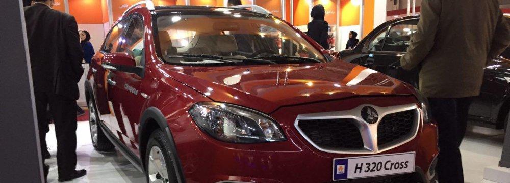 Kordestan Province to Host Auto Show