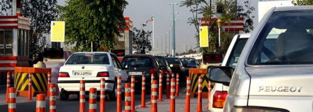 Rise in Freeway Tolls