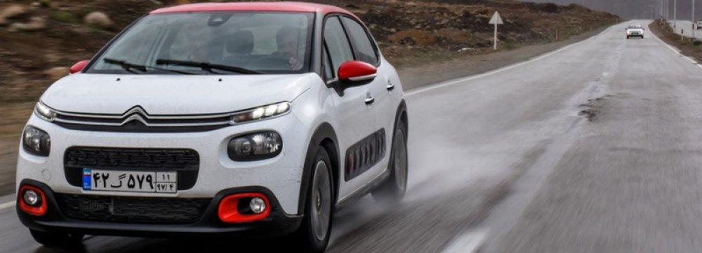 Citroen Presells 2,000 C3s in Iran Debut