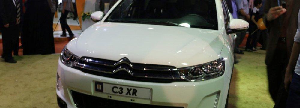 SAIPA to Produce Citroen Crossover in Iran