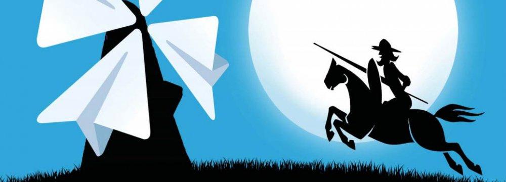 Iran Android Market Removes Telegram