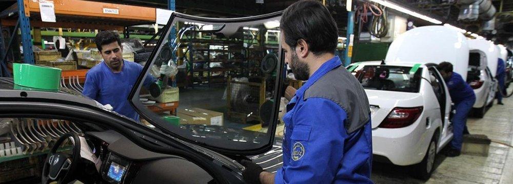Iran Car Market Cools Down, Prices Retreat
