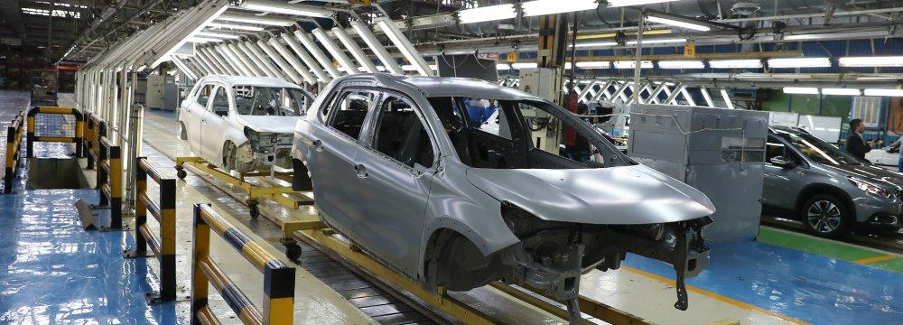 Iranian Authorities Mulling Uncustomary Second Annual Vehicle Price Hike