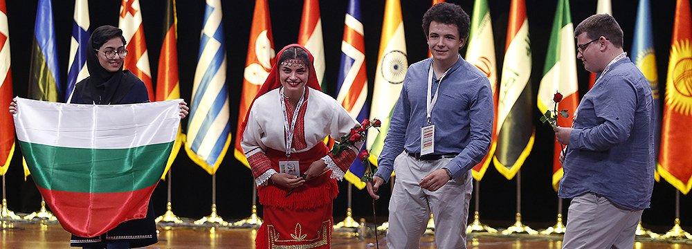 Tehran Hosting International Biology Olympiad