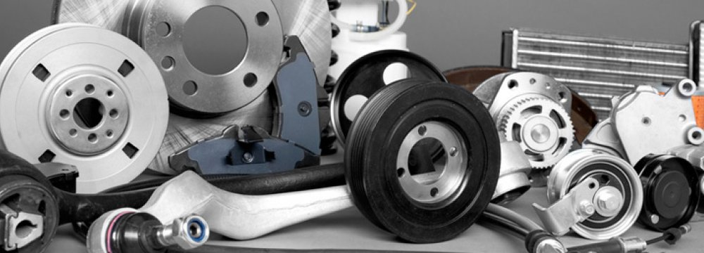 Two-Month Auto Parts Import Bill: $468m
