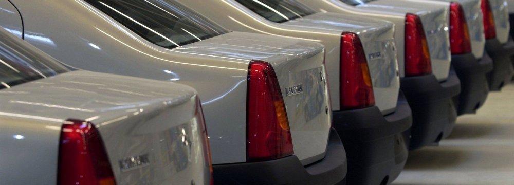 Talks Underway to Tame Iran's Unruly Car Market