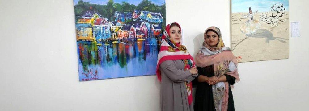 Impressionist Paintings at Arasbaran