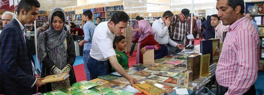 53 Countries to Attend Tehran Book Fair