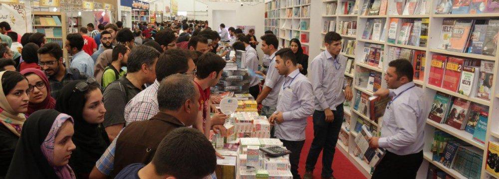 TIBF's Book Sales Hits Record