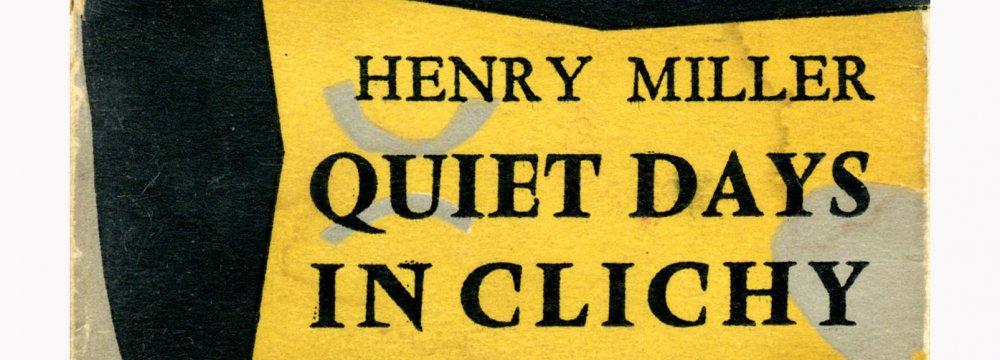 Henry Miller's Novella in Persian