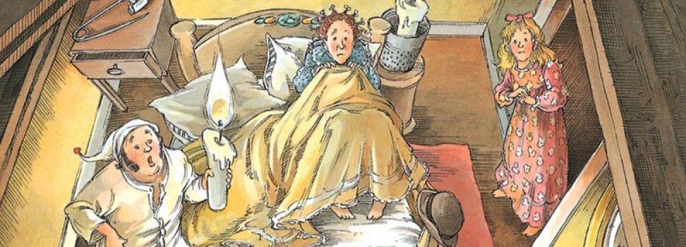 Small vs Big in Children's Fantasy Novel