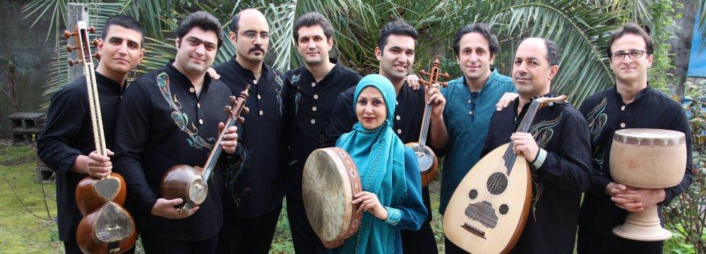 Fakhteh Ensemble Will Perform in Noshahr