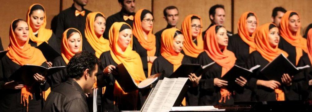 Joy of Bel Canto in Tabriz
