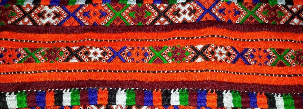Exhibition of Baluchi Needlework