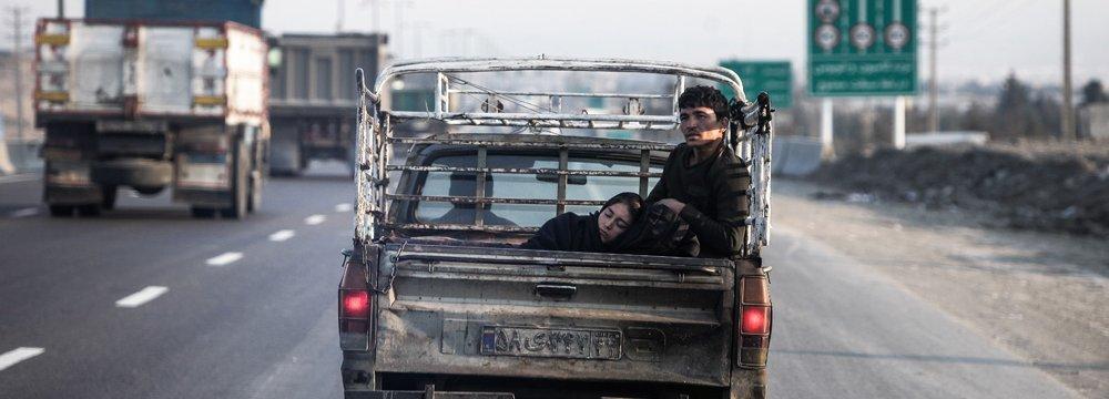Afghan-Iran Drama Set for  Autumn Screening in China