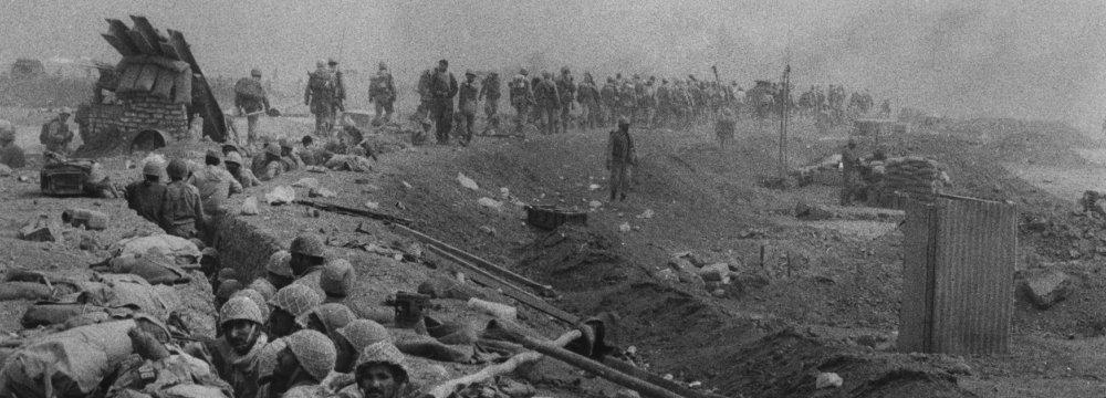 Exhibition of War Photos